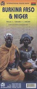 Burkina Faso 1 : 1 000 000 / Niger 1 : 1 950 000