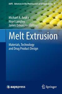 Melt Extrusion