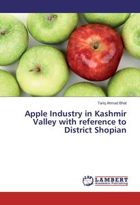 Apple Industry in Kashmir Valley with reference to District Shop