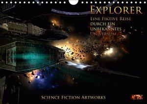 Explorer - Vol. II - Eine fiktive Reise durch ein unbekanntes Un