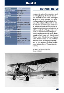 Deutsche Militärflugzeuge 1933 - 1945