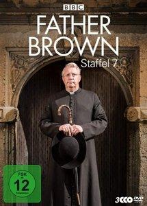 Father Brown. Staffel.7, 3 DVD