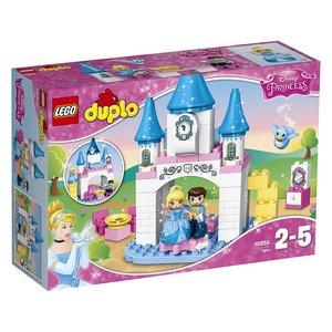 LEGO® DUPLO® 10855 - Cinderellas Märchenschloss