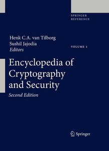 Encyclopedia of Cryptography and Security. 2 Bände