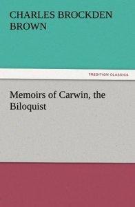 Memoirs of Carwin, the Biloquist