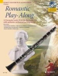 Romantic Play-Along for Clarinet: Twelve Favorite Works from the