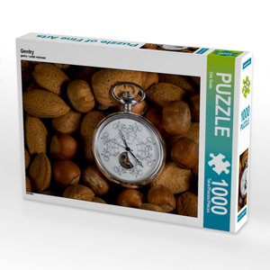 Gentry 1000 Teile Puzzle quer