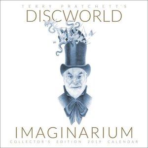 Terry Pratchett\'s Discworld Collectors\' Edition Calendar 201