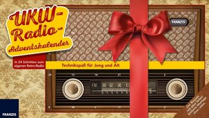 Franzis Retro Radio Adventskalender 2017