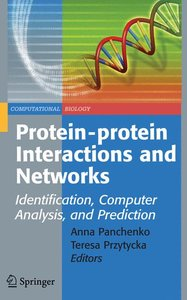 Protein-protein Interactions and Networks