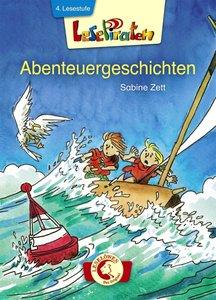 Lesepiraten - Abenteuergeschichten