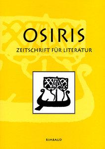 Osiris. Zeitschrift für Literatur und Kunst