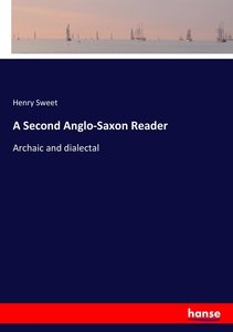 A Second Anglo-Saxon Reader