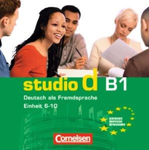 studio d Grundstufe. Teilband 2 des Gesamtbandes 3 (Einheit 6-10