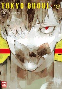 Tokyo Ghoul:re. Bd.10