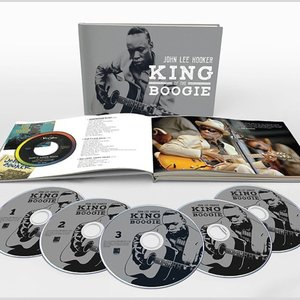King Of The Boogie (Limited 5-CD Boxset)