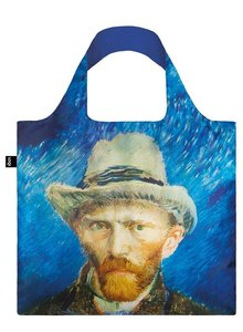 Bag VINCENT VAN GOGH Self Portrait with Grey Felt Hat