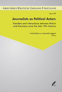 Journalists as Political Actors