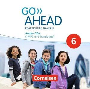 Go Ahead 6. Jahrgangsstufe - Ausgabe für Realschulen in Bayern -