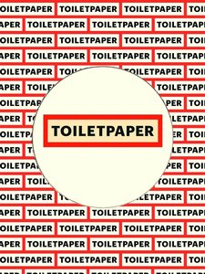 Maurizio Cattelan and Pierpaolo Ferrari: Toilet Paper 18 Limited