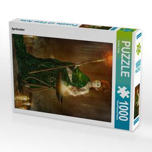 CALVENDO Puzzle Aprilzauber 1000 Teile Lege-Größe 48 x 64 cm Fot