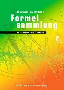 Duden Physik 11./12. Schuljahr. 2. Naturwissenschaftliche Formel