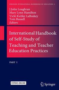 International Handbook of Self-Study of Teaching and Teacher Edu