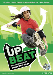 Upbeat Pre-Intermediate Students' Book & Students' Multi-ROM Pac