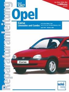 Opel Corsa April 1997 - Oktober 2000