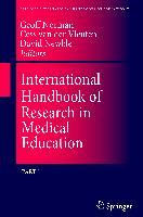 International Handbook of Research in Medical Education - zum Schließen ins Bild klicken