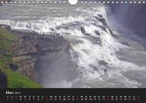 Island - Zauber des Nordens (Wandkalender 2019 DIN A4 quer)