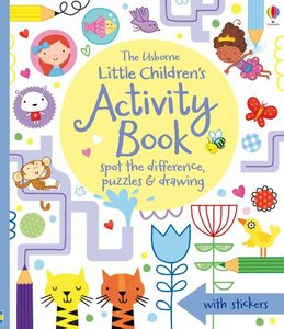 The Usborne Little Children\'s Activity Book