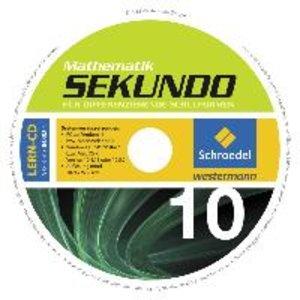 Sekundo 10. CD-ROM zum Schülerband