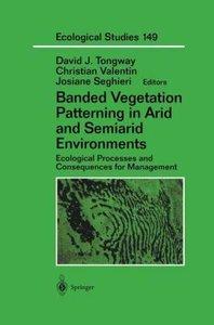 Banded Vegetation Patterning in Arid and Semiarid Environments