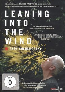 Leaning Into The Wind-Andy Goldsworthy