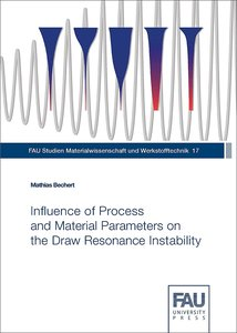 Influence of Process and Material Parameters on the Draw Resonan