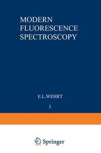 Modern Fluorescence Spectroscopy