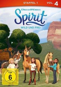 Spirit, wild und frei. Staffel.1.4, DVD