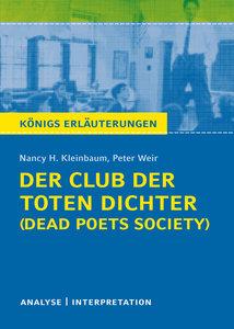 Der Club der toten Dichter - Dead Poets Society von Nancy H. Kle