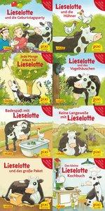 Pixi-8er-Set 251: Lieselotte (8x1 Exemplar)
