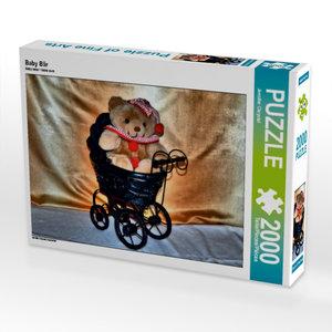 CALVENDO Puzzle Baby Bär 2000 Teile Lege-Größe 90 x 67 cm Foto-P