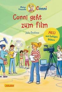 Conni-Erzählbände, Band 26: Conni geht zum Film
