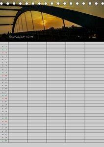Sonnenaufgänge über Kitzingen (Tischkalender 2019 DIN A5 hoch)