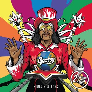World Wide Funk (140g.Splatter 2LP+MP3)