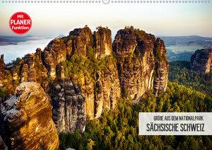 Grüße aus dem Nationalpark Sächsische Schweiz