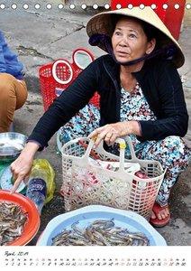 Leben in Vietnam 2019 (Tischkalender 2019 DIN A5 hoch)