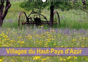 Alain Hanel - Photographies: Villages Du Haut-Pays D'azur
