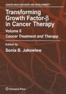 Transforming Growth Factor-Beta in Cancer Therapy, Volume II