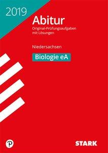 Abitur 2019 - Niedersachsen - Biologie eA