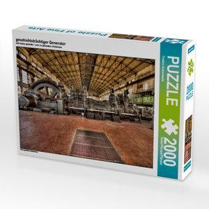 geschichtsträchtiger Generator 2000 Teile Puzzle quer